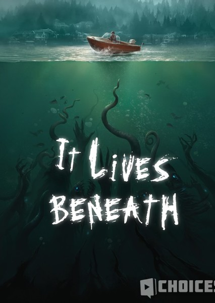 It Lives Beneath Fan Casting Poster