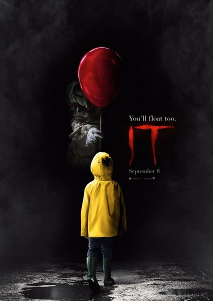 IT: Part 2 Fan Casting Poster