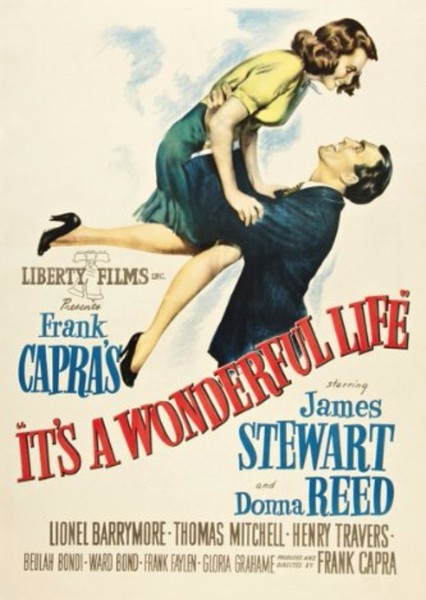 It's a Wonderful Life Fan Casting Poster