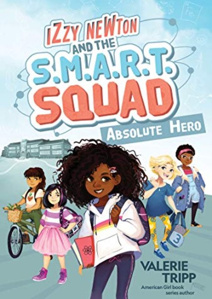 Izzy Newton and the S.M.A.R.T. Squad Fan Casting Poster