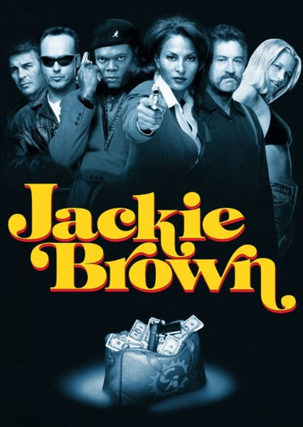 Jackie Brown Fan Casting Poster