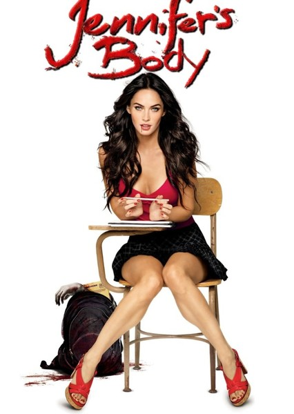 Jennifer's Body  Fan Casting Poster