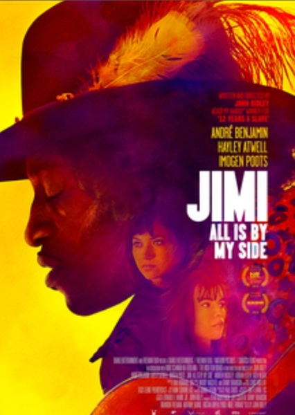 Jimi: All Is By My Side Fan Casting Poster