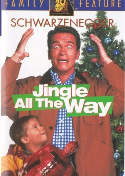 Jingle All the Way Fan Casting Poster