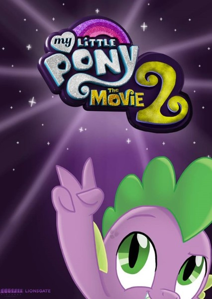 Journey into Space:  A My Little Pony Movie Fan Casting Poster