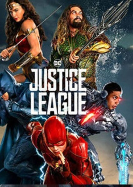Justice League(avengers style)(Age of Amazo) Fan Casting Poster
