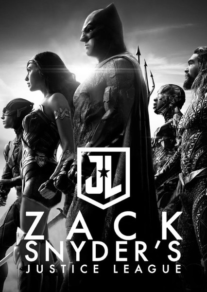Justice League  Fan Casting Poster