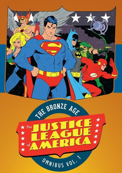 Justice League of America Fan Casting Poster