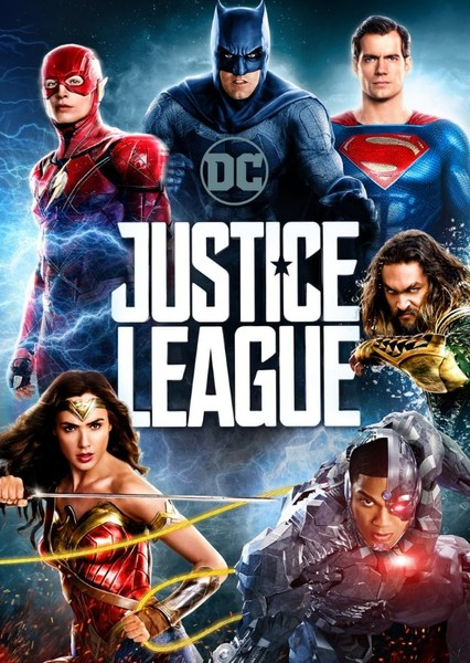 Justice League One Million Fan Casting Poster