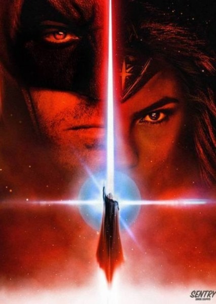 Justice League: The Force Awakens Fan Casting Poster