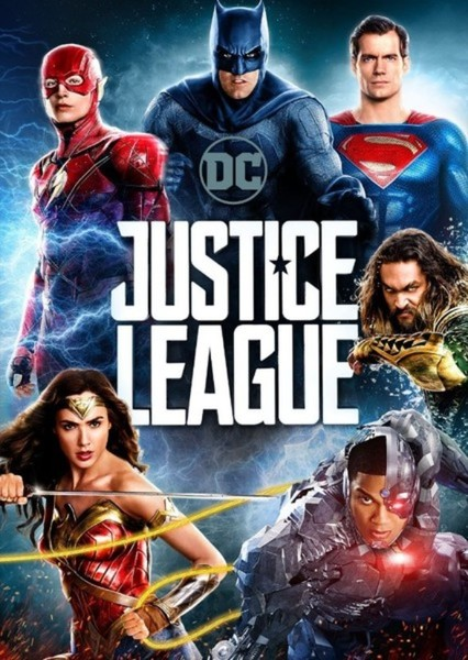 Justice League The Longest Day Fan Casting Poster