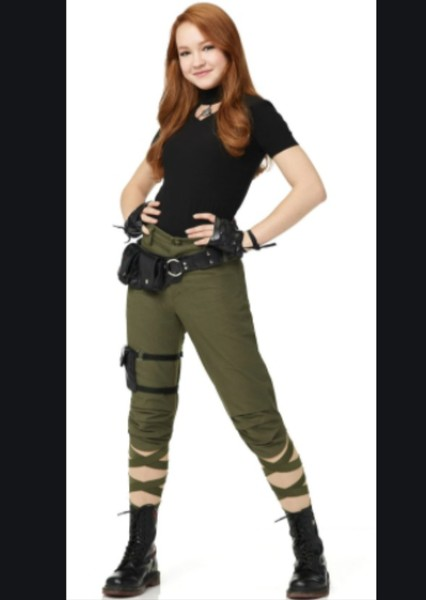 Kim Possible Live Action Remake Fan Casting Poster