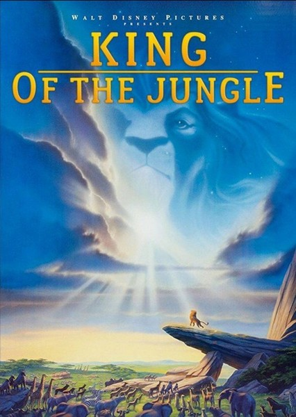 King of the Jungle (Disney Revival) Fan Casting Poster