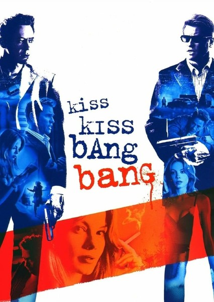 Kiss Kiss Bang Bang (2015) Fan Casting Poster