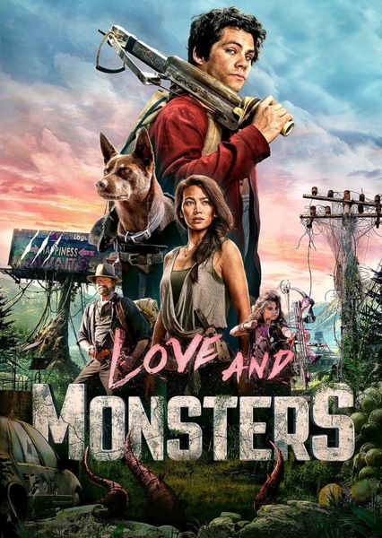 Kisses and Monsters Fan Casting Poster