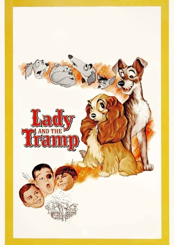 Lady And The Tramp Fan Casting On Mycast