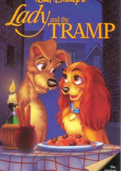 Lady and the Tramp Fan Casting Poster