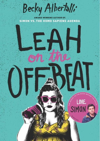 Leah On The Offbeat Fan Casting Poster