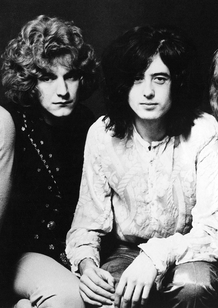 Led Zeppelin Biopic Fan Casting Poster
