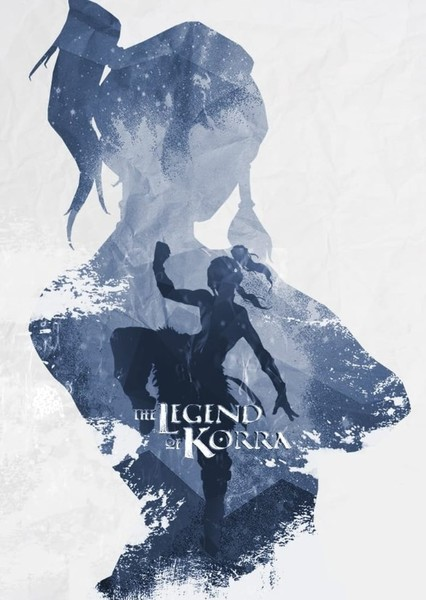 Legend of Korra Live Action Fan Casting Poster