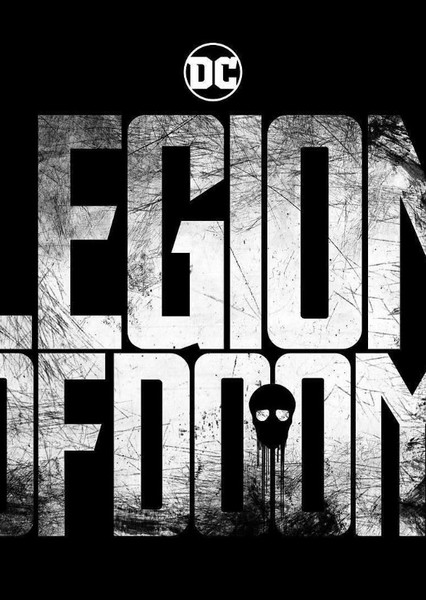Legion Of Doom Fan Casting Poster