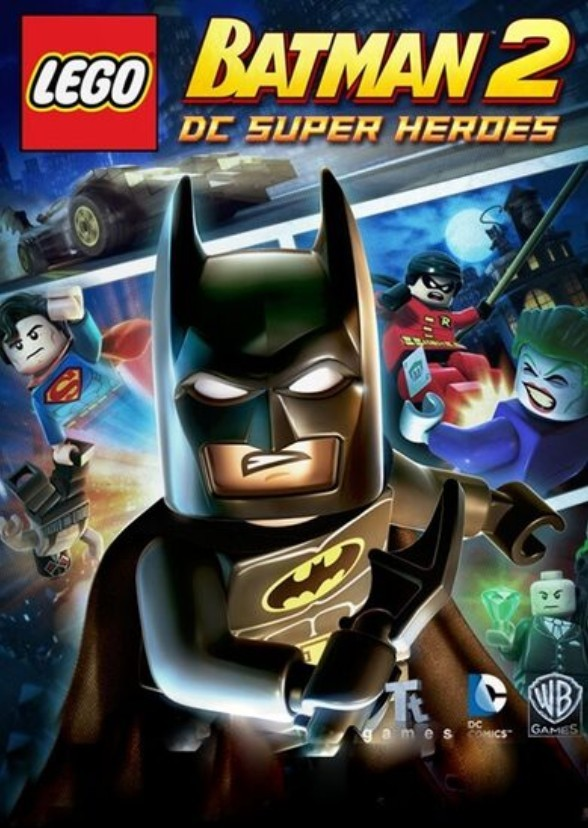 Lego Batman 2 Dc Super Heroes Fan Casting On Mycast