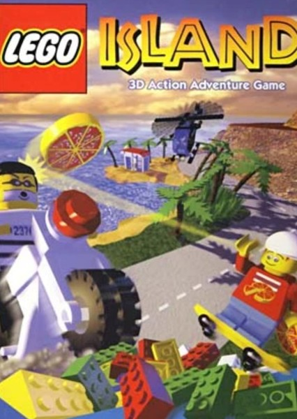 Lego Island 4: The Brick Paradise Returns Fan Casting Poster
