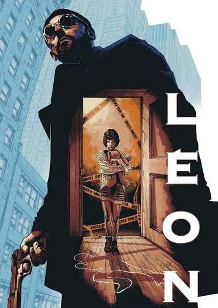 Léon: The Professional (1984) Fan Casting Poster