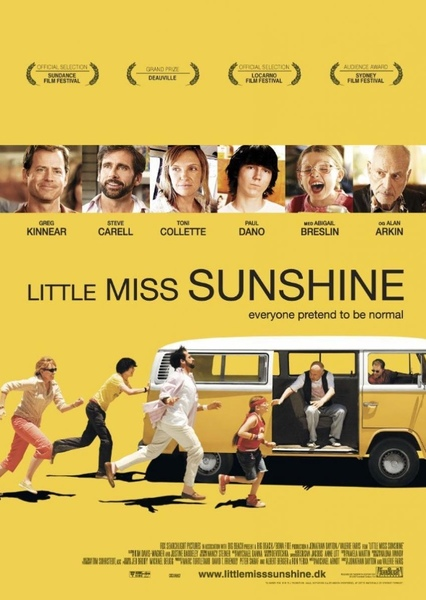 Little Miss Sunshine (1996) Fan Casting Poster