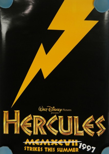 Live Action Hercules Fan Casting Poster