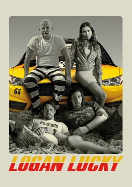 Logan Lucky (2027) Fan Casting Poster