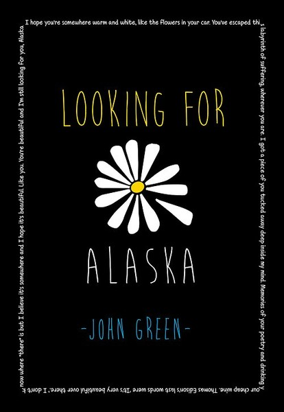 Looking for Alaska Fan Casting Poster