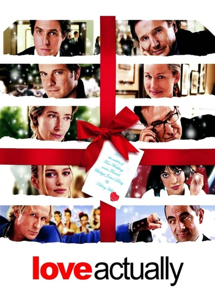 Love Actually (2013) Fan Casting Poster