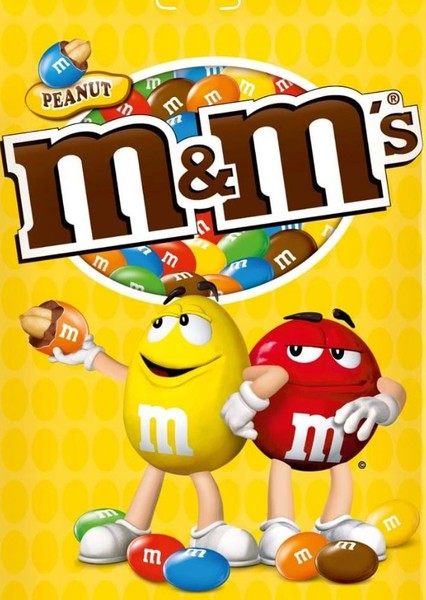 M&M's the Movie Fan Casting Poster