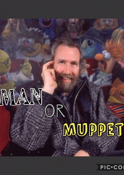 Man Or Muppet Fan Casting Poster