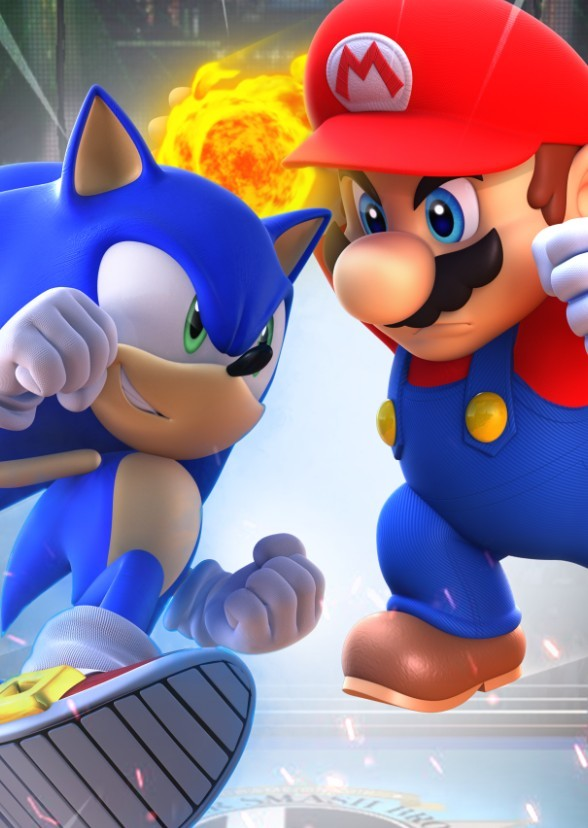 Mario Vs Sonic 2021 Fan Casting On Mycast