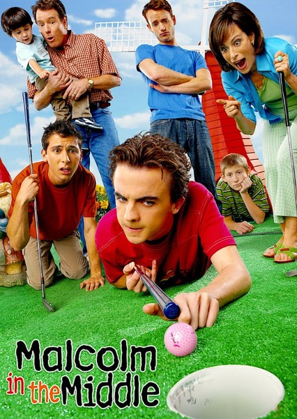 Marley in the Middle- Malcolm in the Middle spin-off Fan Casting Poster