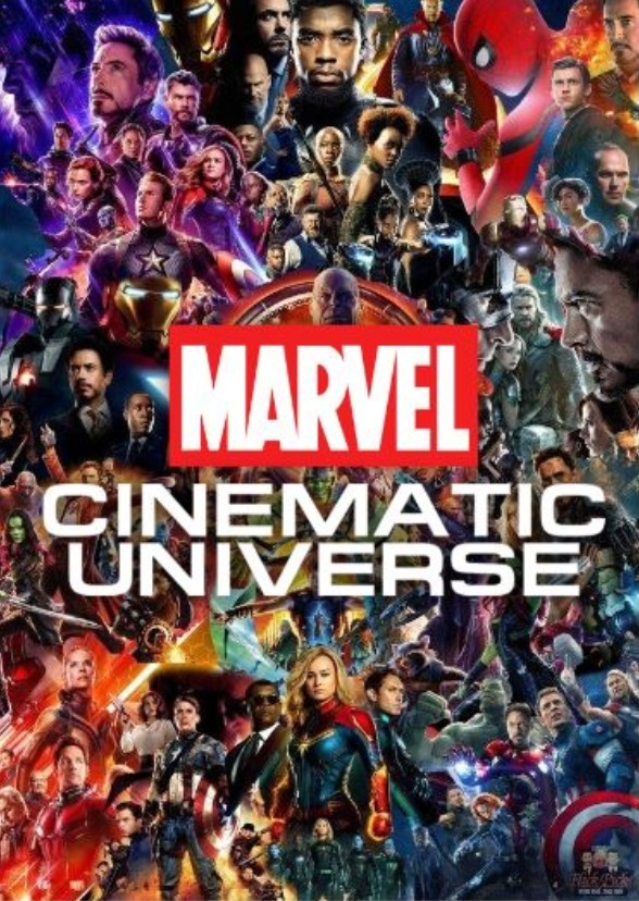 Marvel Cinematic Universe Movies Collection Dual Audio [Hindi + English] 1080p x265 10bit HEVC 60FPS Bluray Download