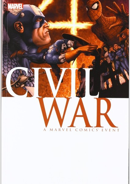 Marvel's Civil War Fan Casting Poster