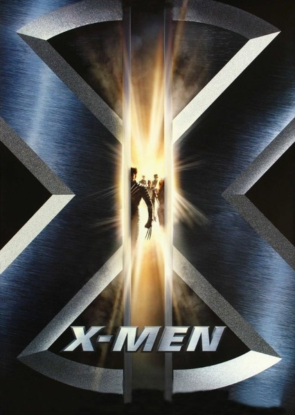 Marvel's The X-Men Fan Casting Poster