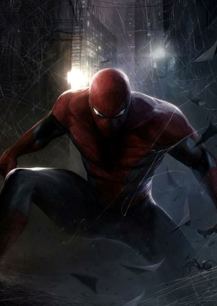 Marvel Studio's Spider-Man Fan Casting Poster
