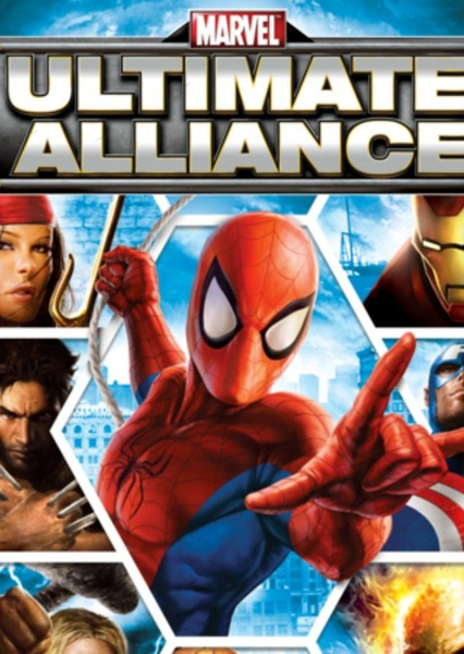 Marvel Ultimate Alliance Fan Casting Poster