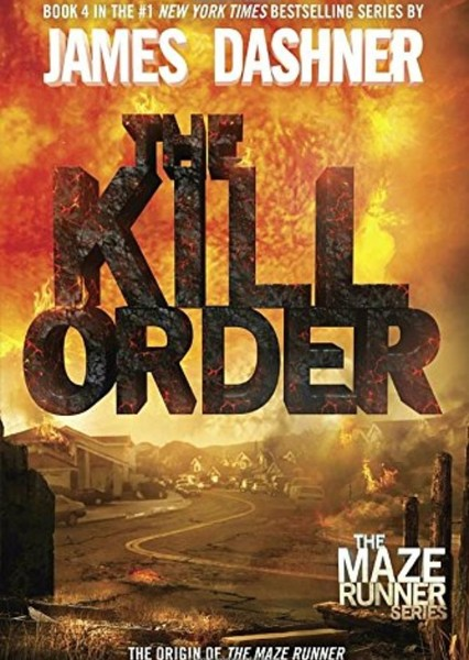 Maze Runner: The Kill Order Fan Casting Poster
