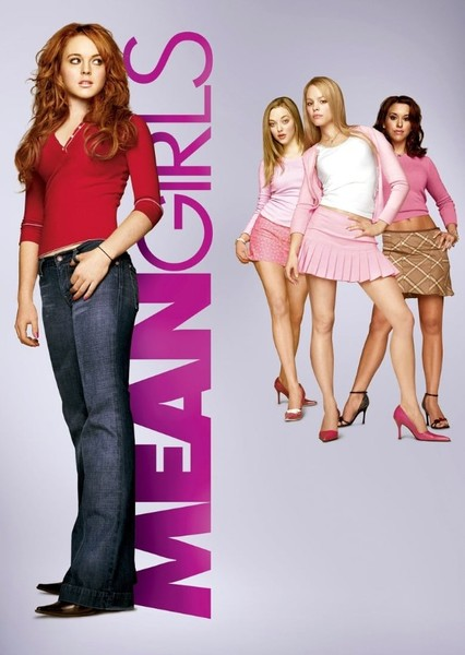 Mean Girls (Advanced Casting) Fan Casting Poster