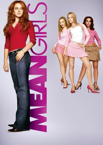 Mean Girls (YouTube Cast) Fan Casting Poster