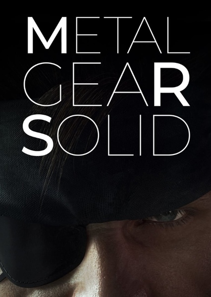 Metal Gear Fan Casting Poster