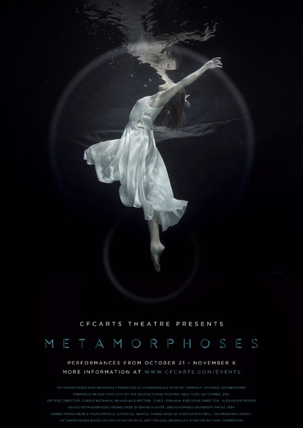 Metamorphoses Fan Casting Poster