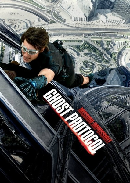 Mission: Impossible: Ghost Protocol (1991) Fan Casting Poster