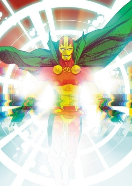 Mister Miracle: The Heralds Fan Casting Poster