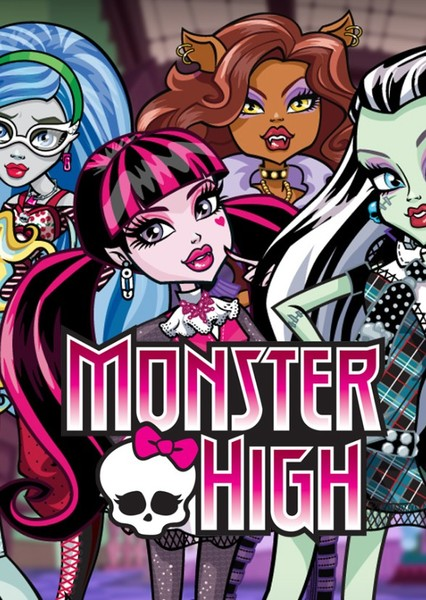 Monster High  Fan Casting Poster